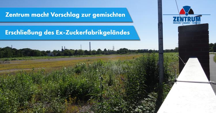 Wohnungsbau in Dormagen - das alte Gelände von Pfeiffer & Langen clever nutzen